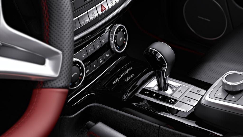 Mercedes-AMG G-Class designo Manufaktur Edition