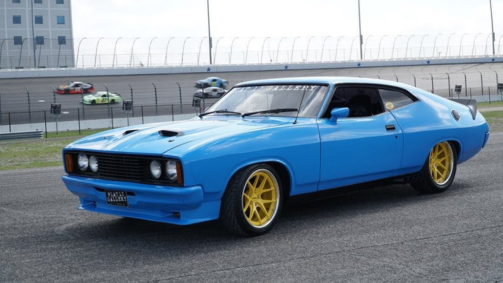 Ford Falcon Xb Gt >> Someone Paid 44k To Live Out Their Mad Max Fantasies In