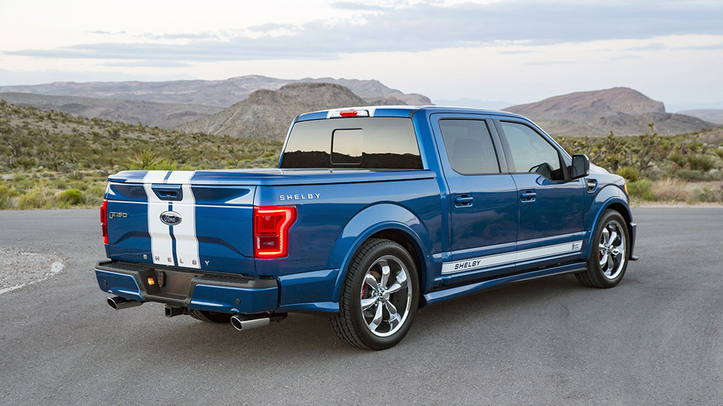 2017 Ford Shelby F 150 Super Snake