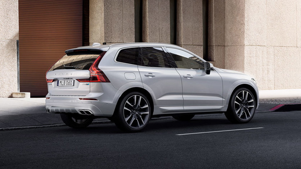 Volvo Xc60 News Breaking News Photos Videos Motor Authority