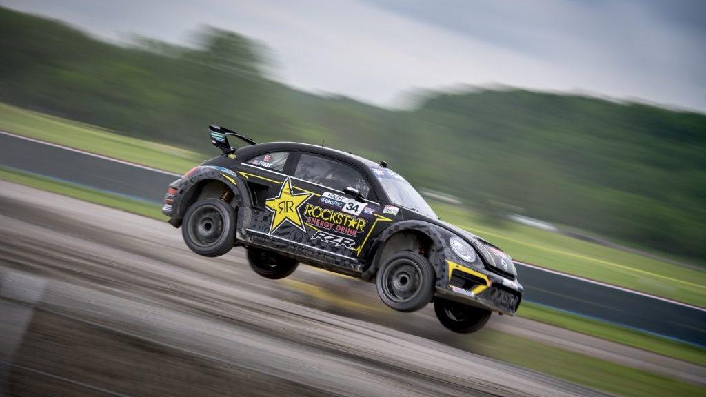 Volkswagen Andretti Autosport Rallycross Beetle