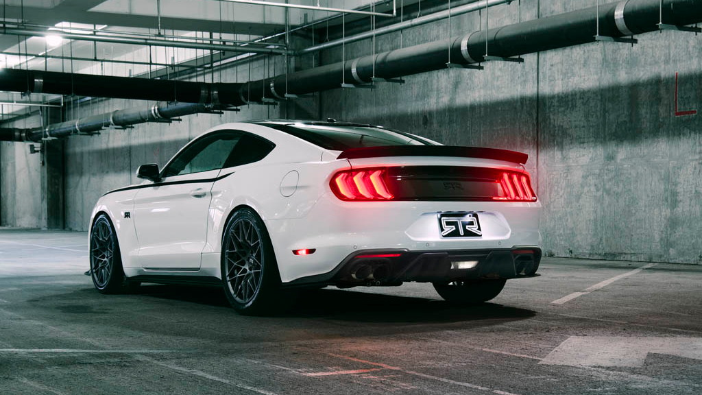 2018 Ford Mustang RTR Spec 3