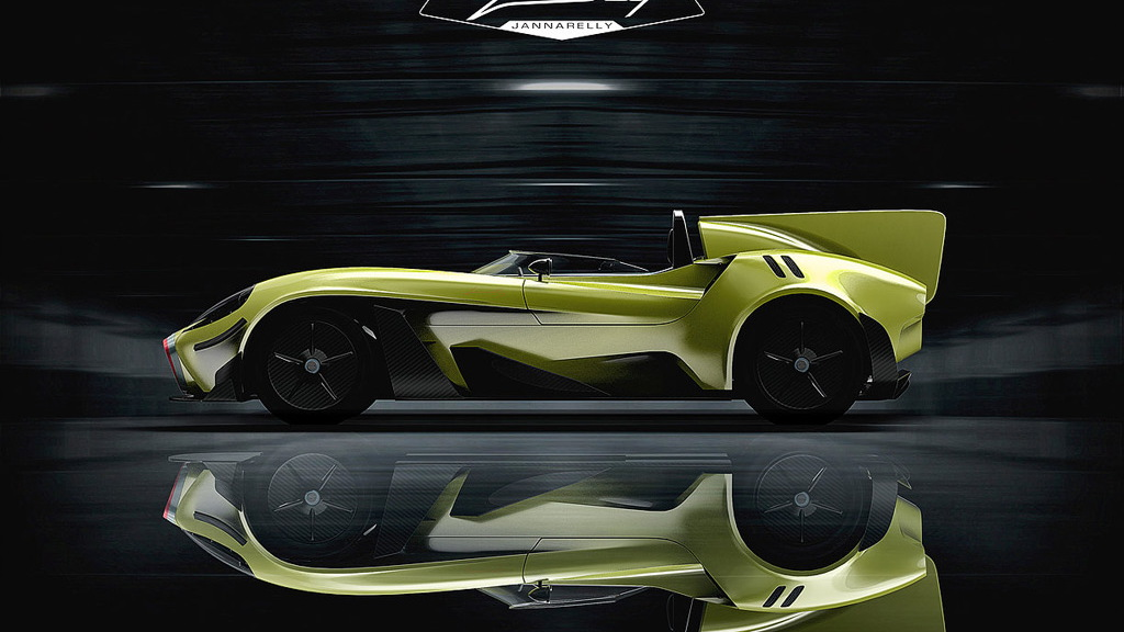 Jannarelly Design-X1