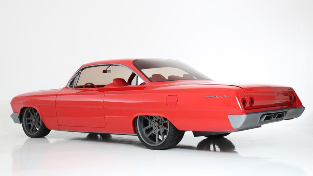"""1962 Chevrolet Bel Air """"Sanity"""""""