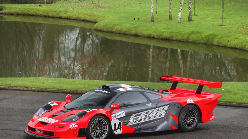 Lark McLaren F1 GTR