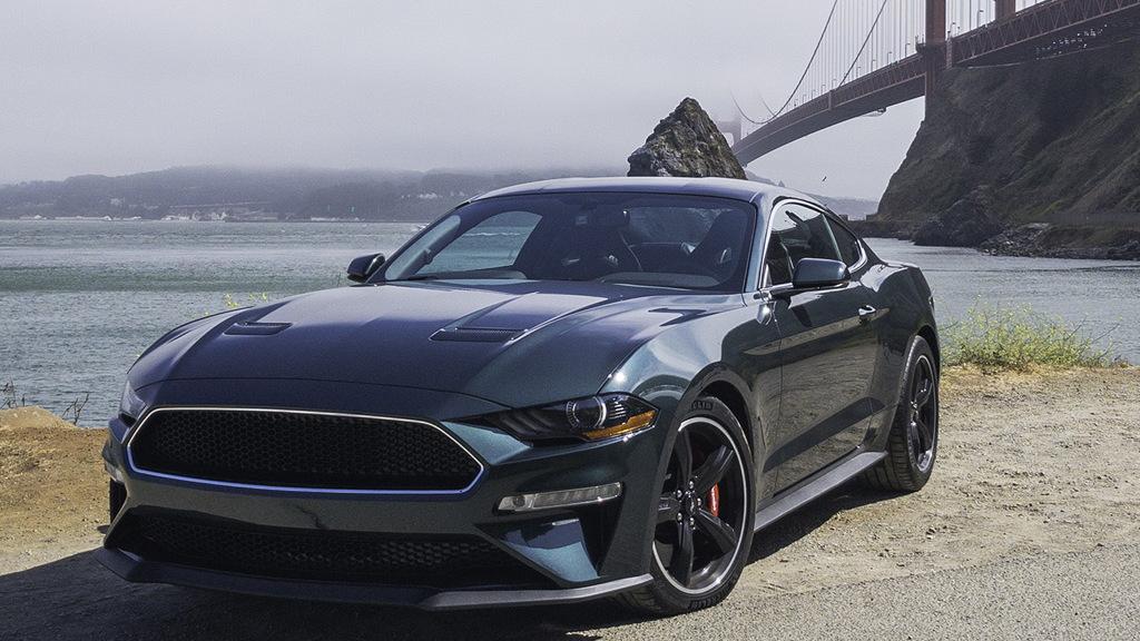 2019 Ford Mustang Bullitt first drive