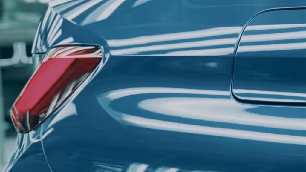 Teaser for 2019 BMW 3-Series