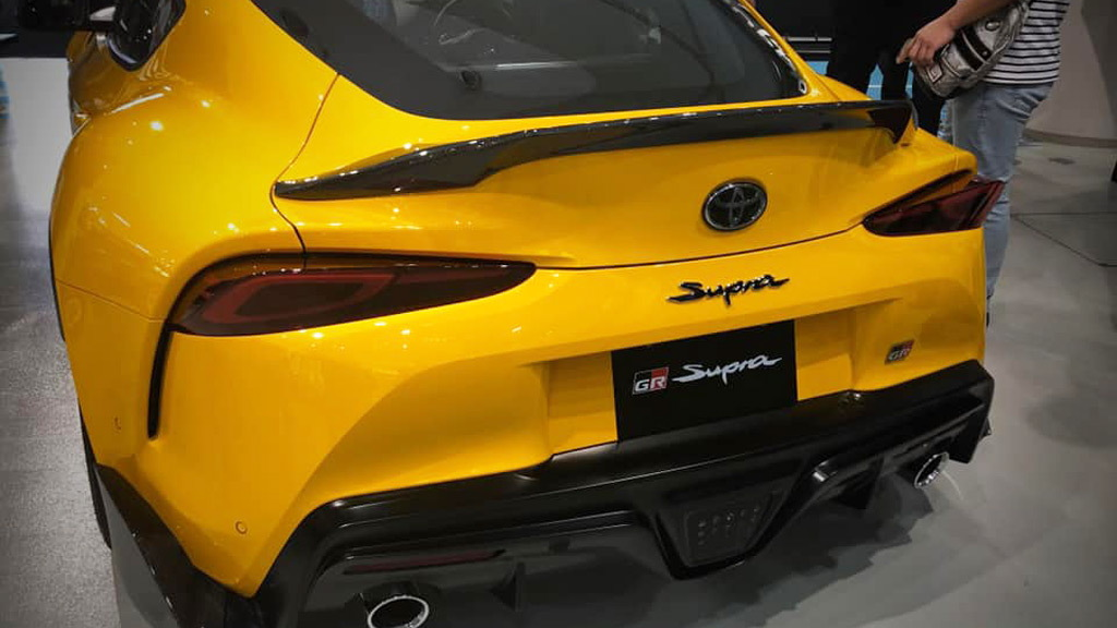 af807eae8c TRD rolls out first parts for the 2020 Toyota Supra