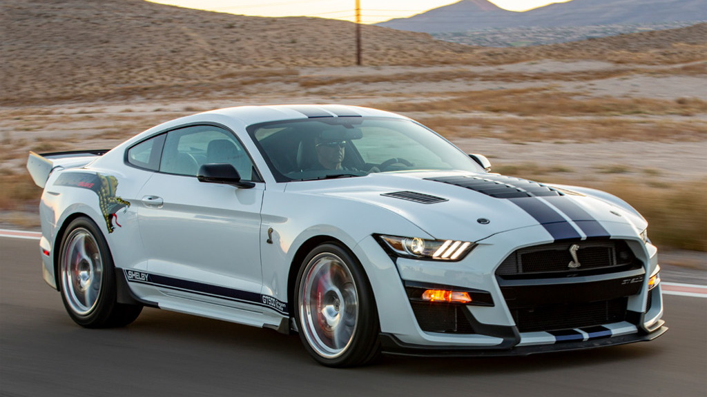2020 Ford Shelby GT500 Dragon Snake concept