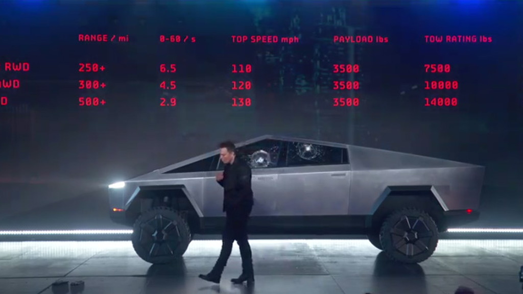 Tesla Cybertruck live unveiling - November 21, 2019