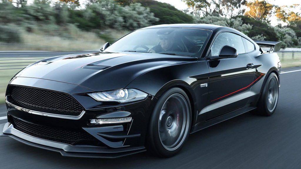 2020 Ford Mustang Dick Johnson Limited Edition by Herrod Performance