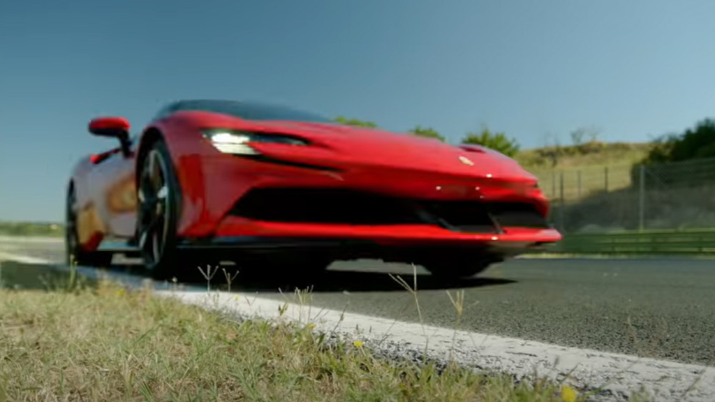 "Ferrari SF90 Stradale in ""Top Gear"" season 29 trailer"
