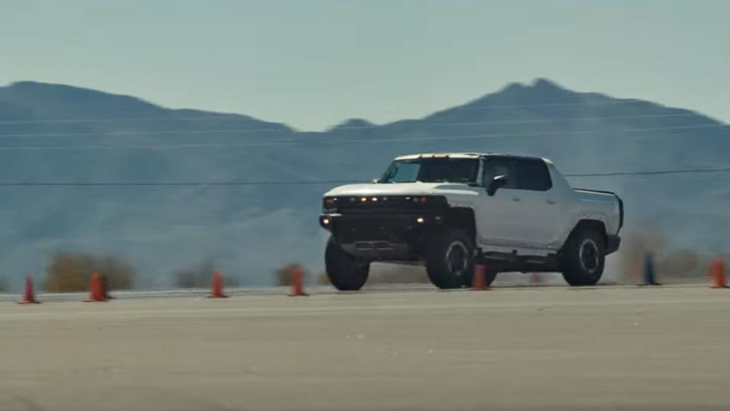2022 GMC Hummer EV Watts to Freedom launch - video