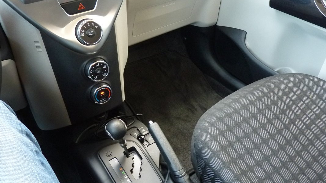 2012 Scion iQ - First Drive