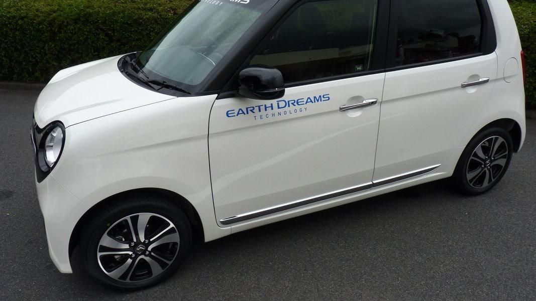 Honda N One  -  Driven in Japan, 11/2012