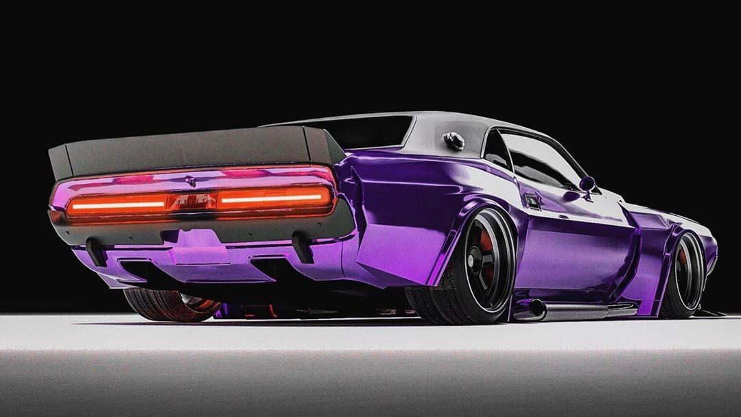 "1970 Dodge Challenger ""Highway Star"" SEMA 2020"