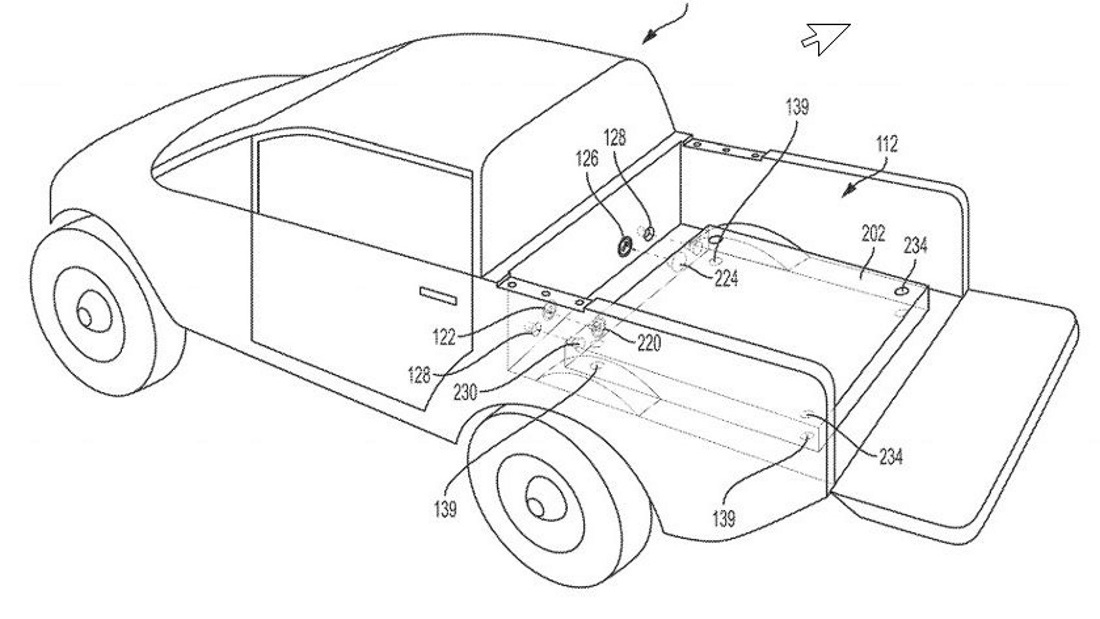 Rivian auxiliary flat battery for R1T