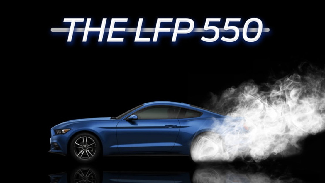 Lebanon Ford 550 HP Mustang Ecoboost