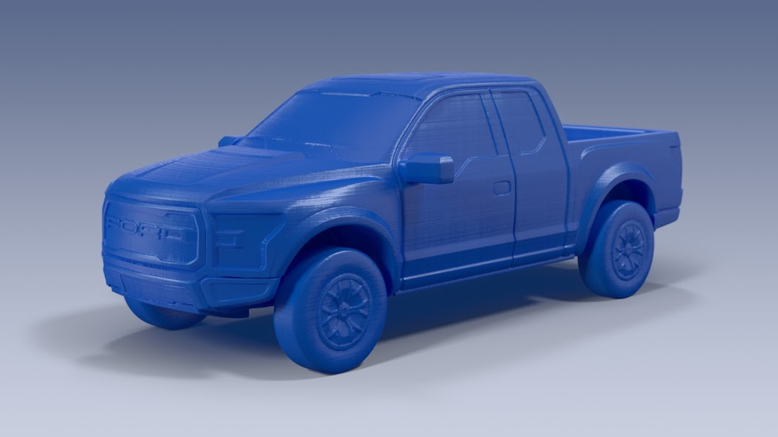 Ford Printable 3D Models