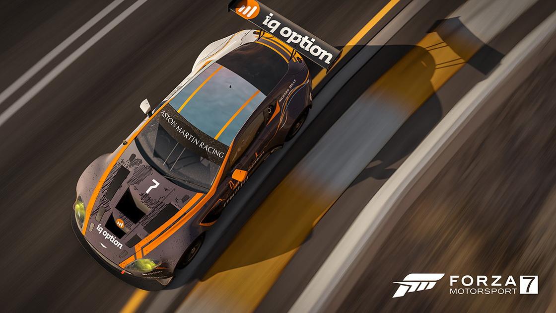 Forza Motorsport 7 Aston Martin V12 Vantage GT3