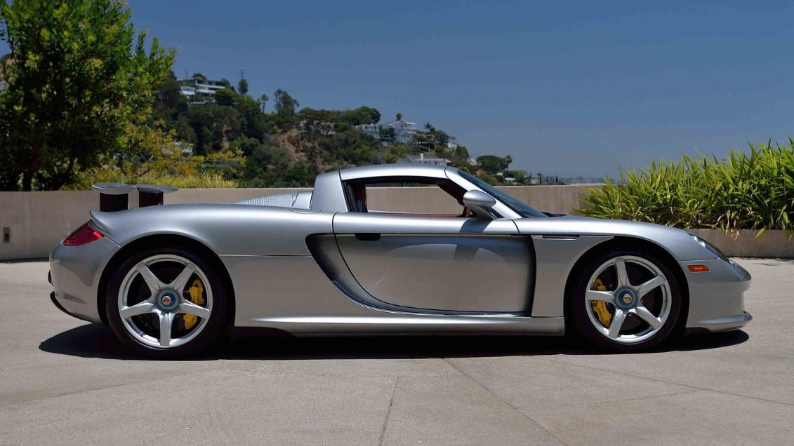 2004 Porsche Carrera GT for sale at Mecum Auction