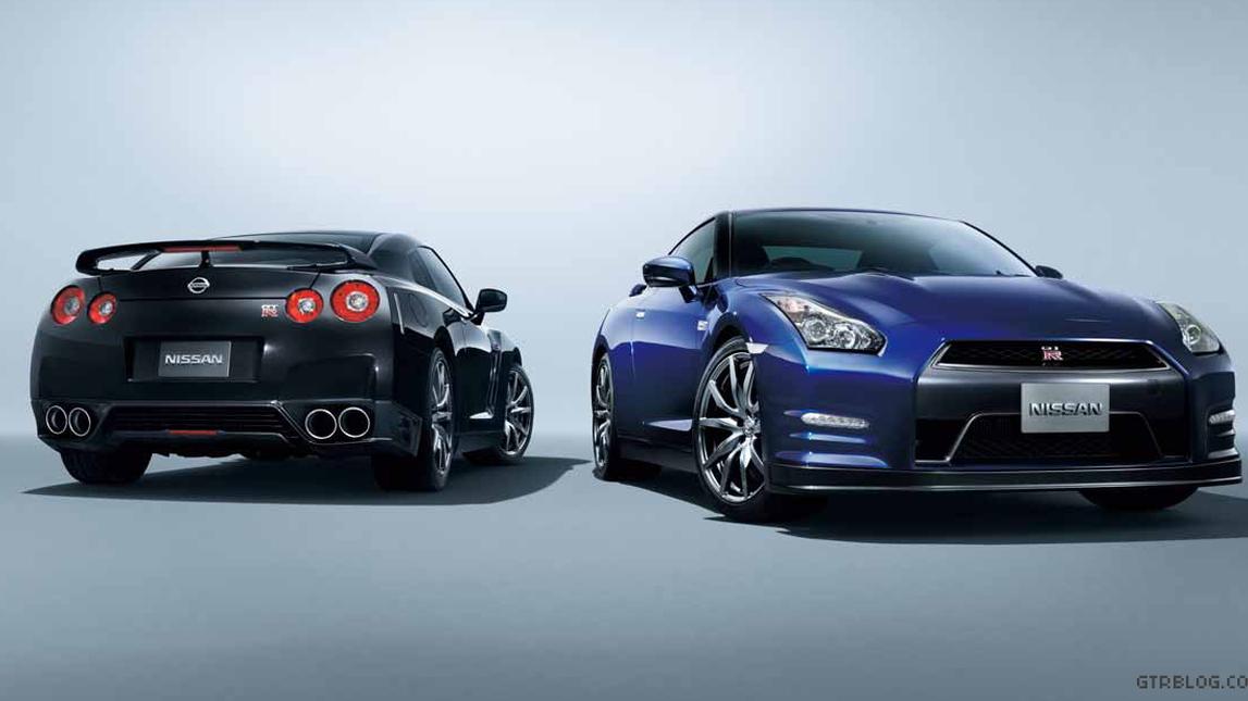 2012 Nissan GT-R leaked (via GTRBlog.com)