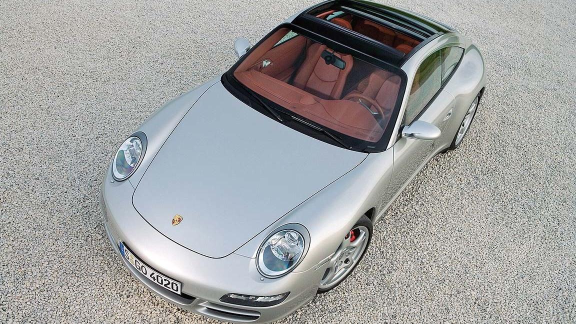 2007 Porsche 911 Targa