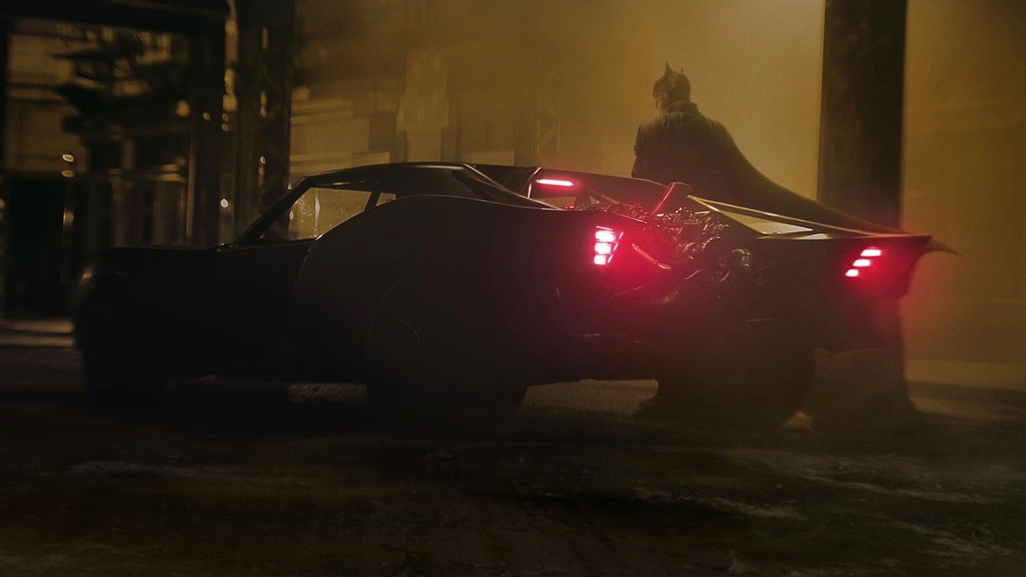 """The Batman"" Batmobile"