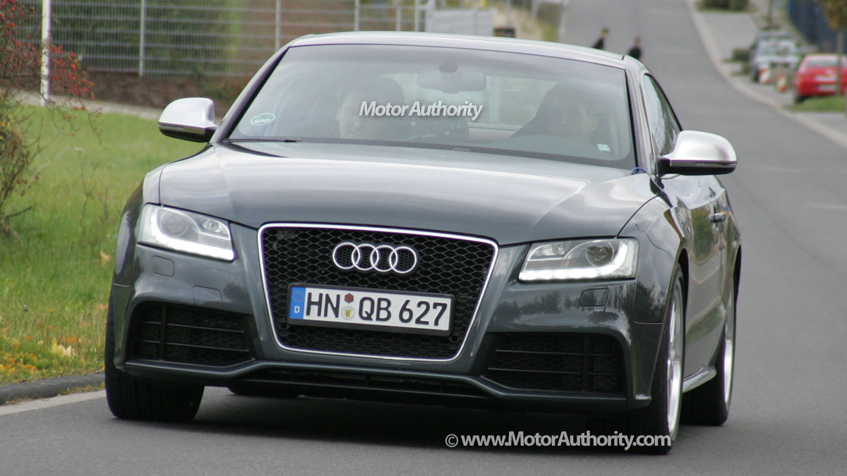 2010 audi rs5 spy shots 009