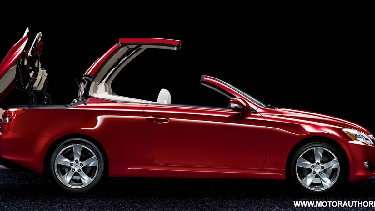 2010 lexus is 250c convertible paris 002