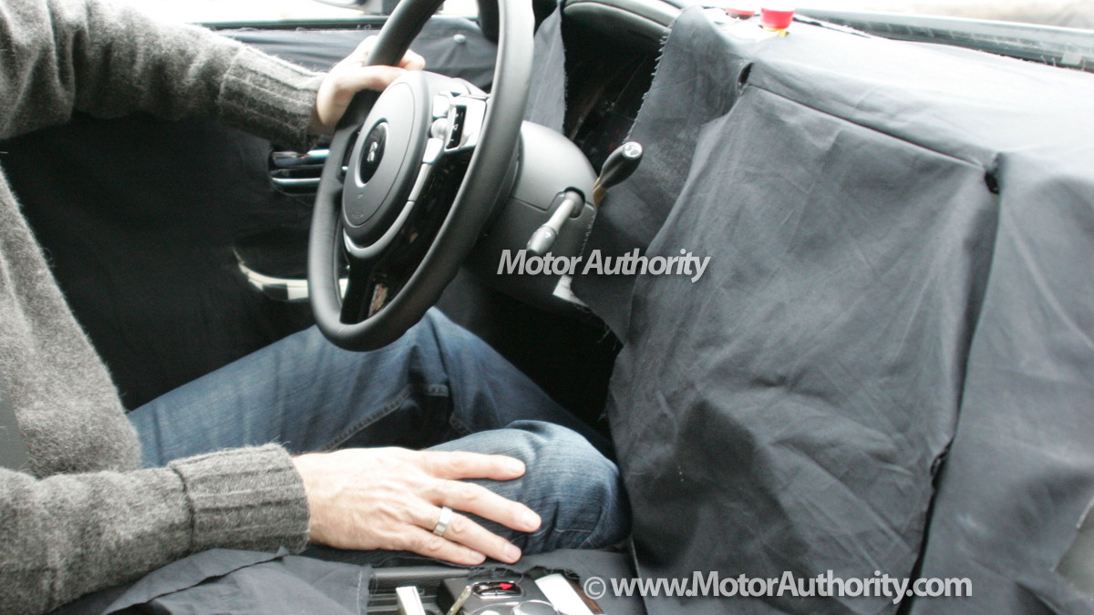 2010 rolls royce interior spy shots november 002