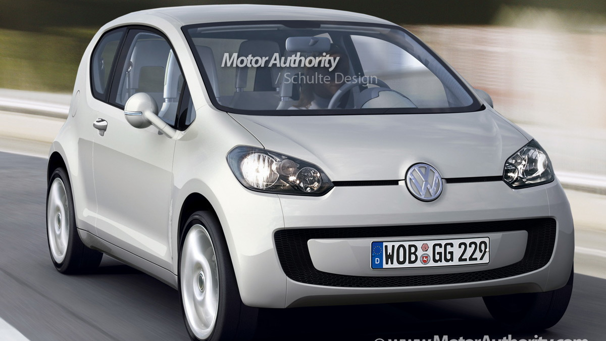 vw lupo two door rendering 001