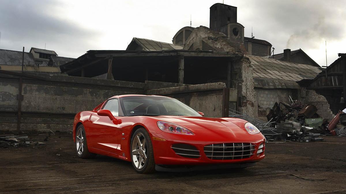 innotech corvette c6 003