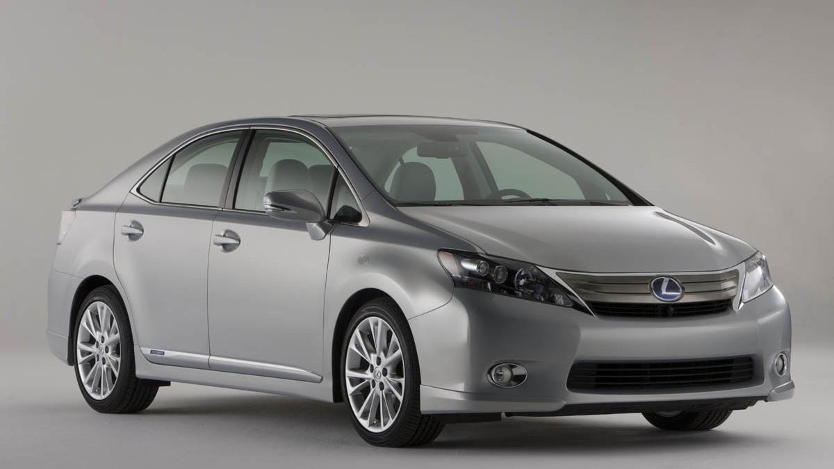 2010 lexus hs 250h hs250h hybrid sedan 002