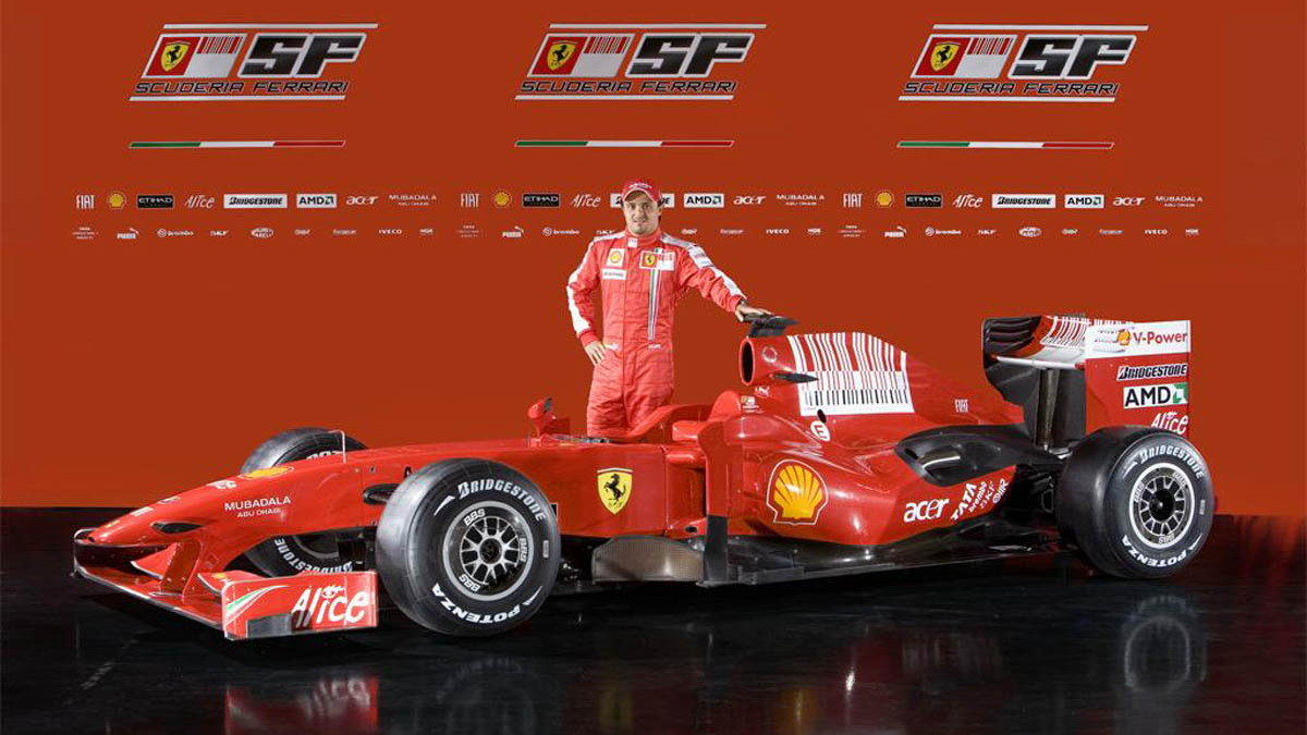 2009 ferrari f1 f60 race car 007