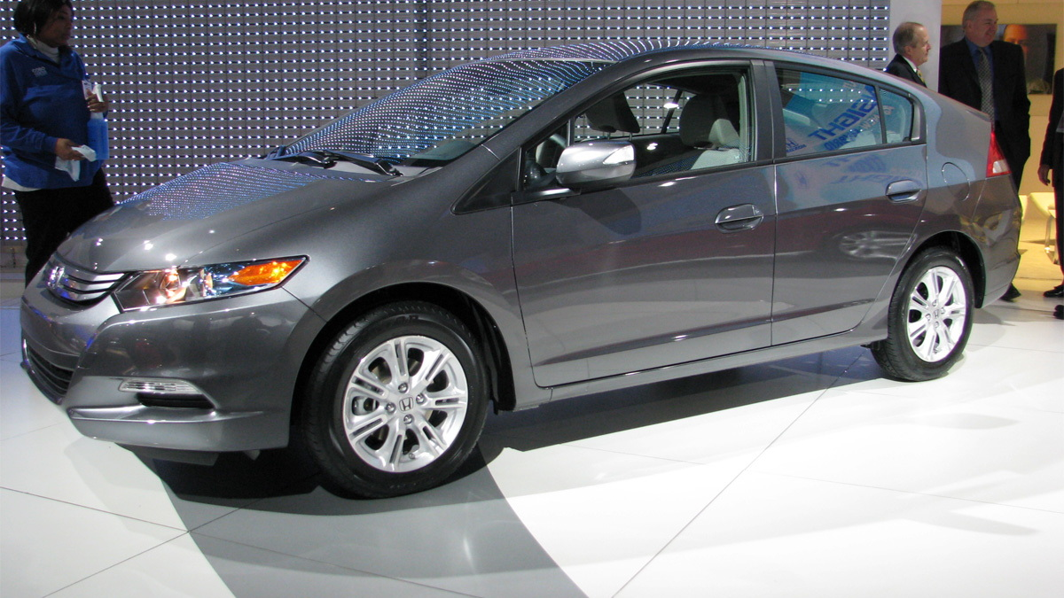 2009 honda insight hybrid live 08