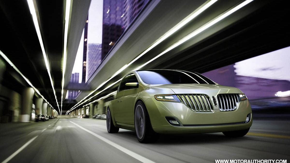 2009 lincoln c concept 007