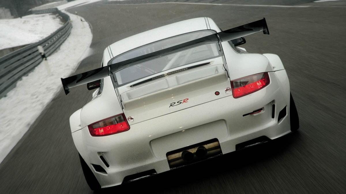 2009 porsche 911 gt3 rsr racing 003