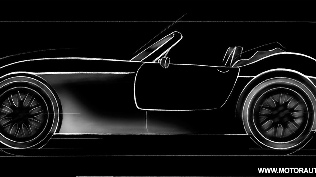 2009 wiesmann mf4 roadster teaser 001
