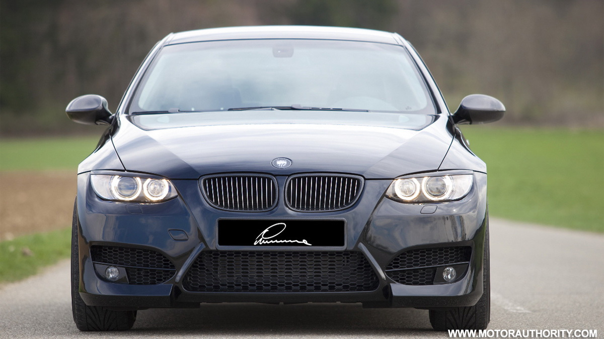 lumma design bmw 3series coupe 007