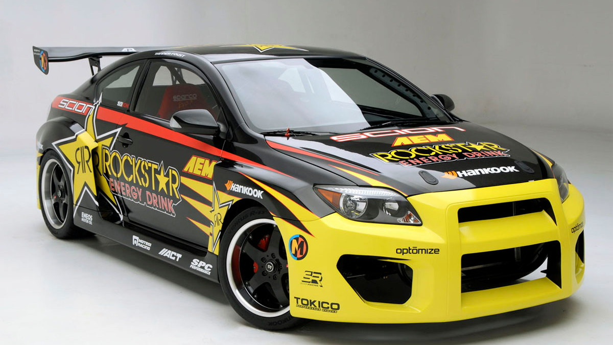 scion tc rockstart d1 drift car 002