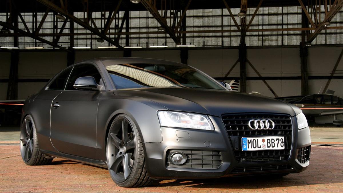 avus performance a5 coupe matte black 006
