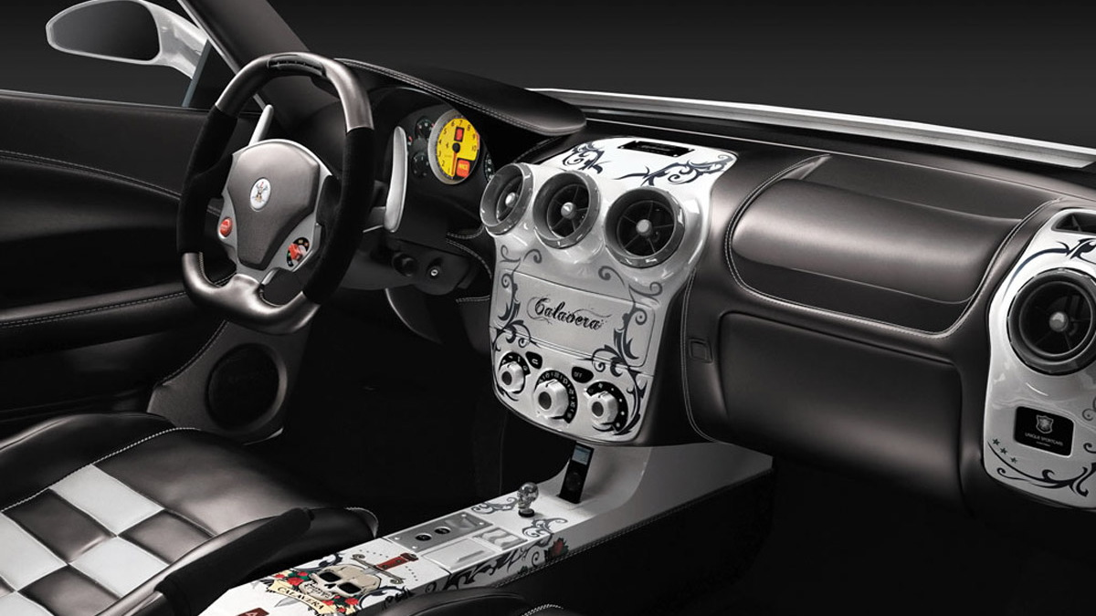 unique performance calavera ferrari f430 007