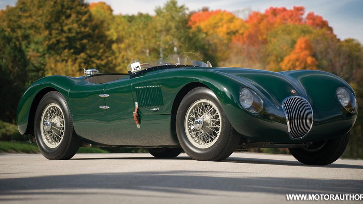 1952 jaguar c type sports racing phil hill 001