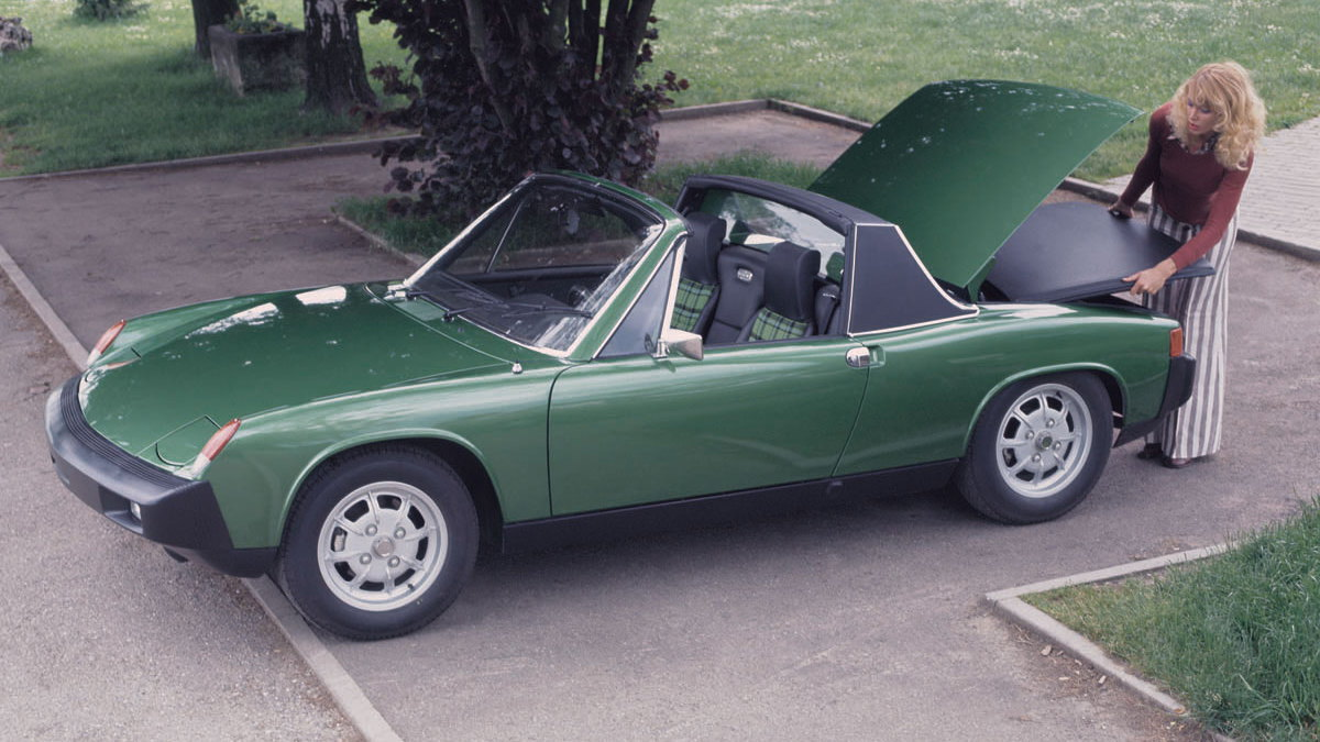porsche 914 1970s motorauthority 001