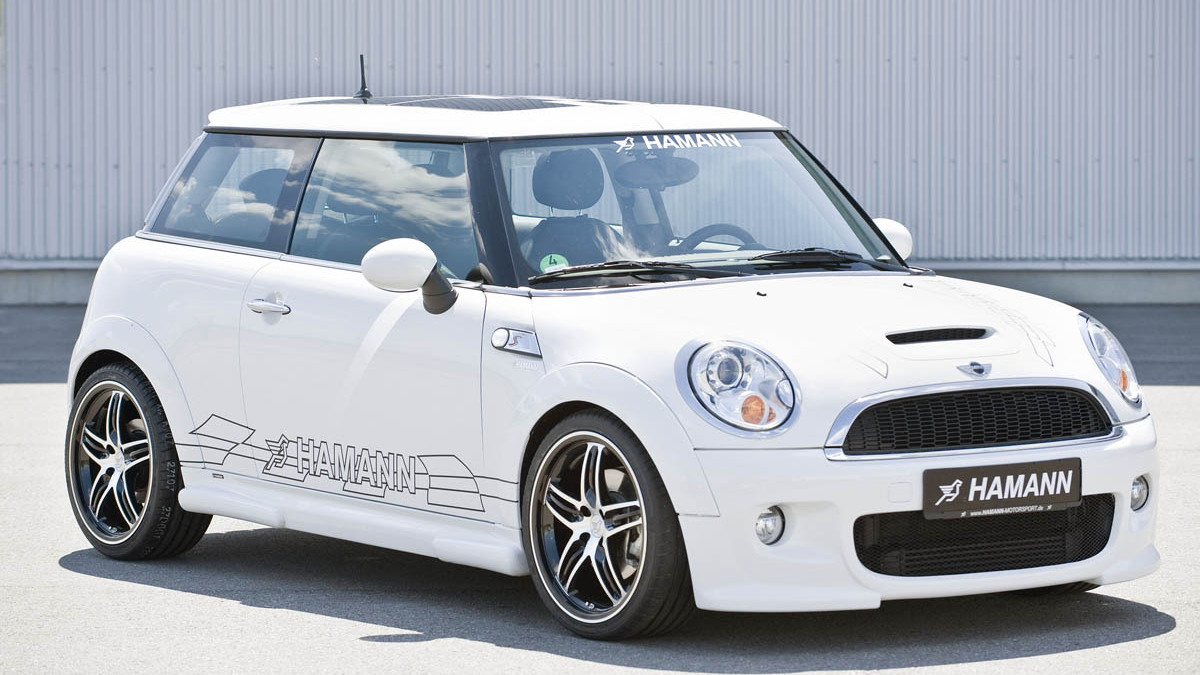 hamann mini cooper motorauthority 002