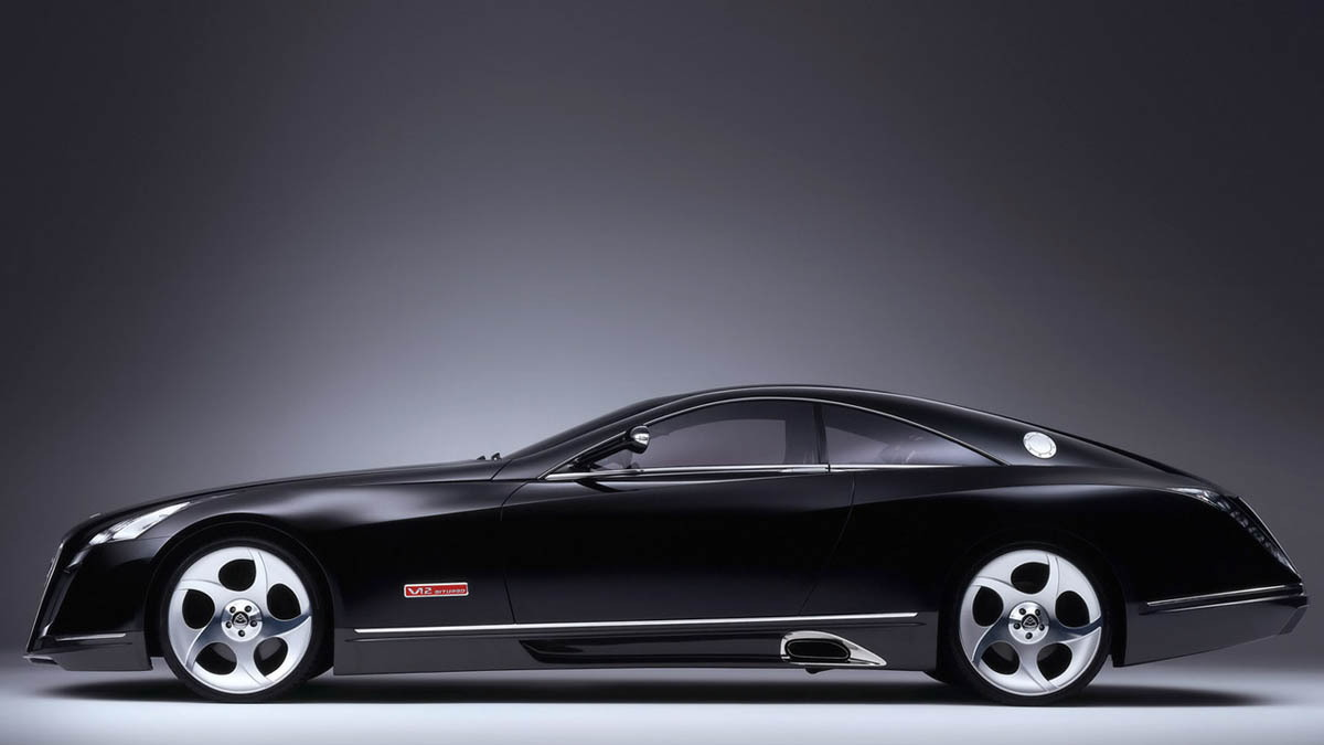 One Off Maybach Exelero Offered For Sale