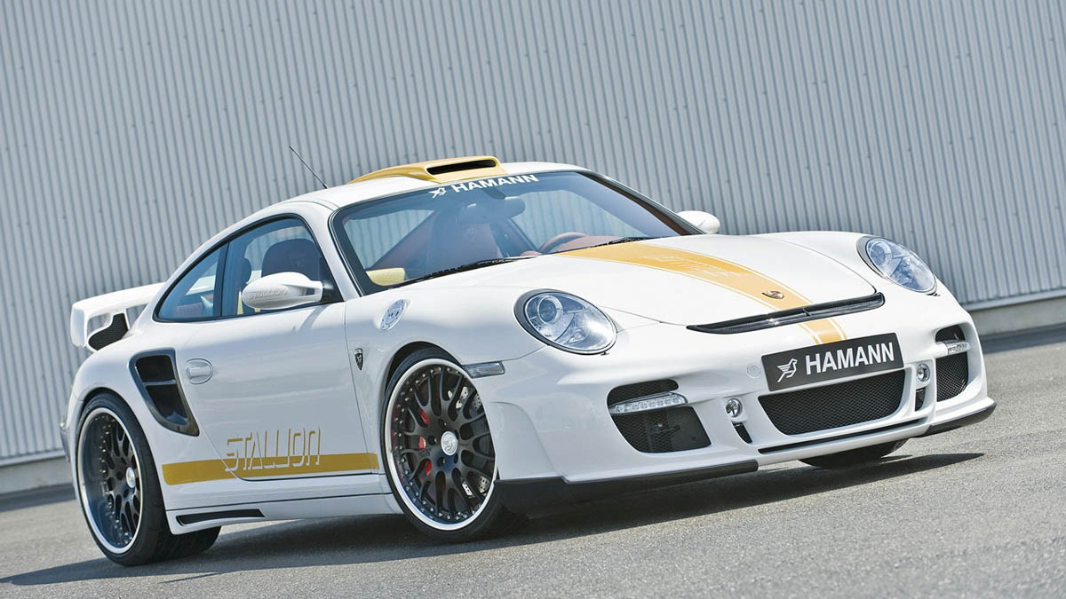 hamann porsche 911 turbo motorauthority 002