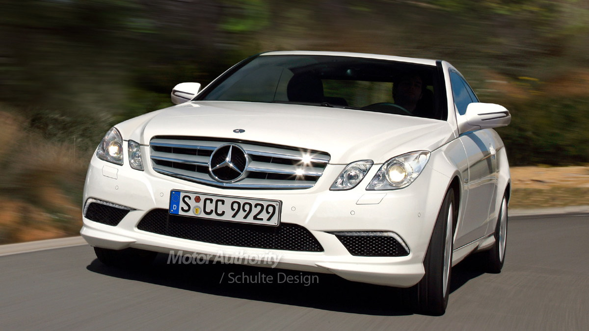 mercedes benz clk render motorauthority 002