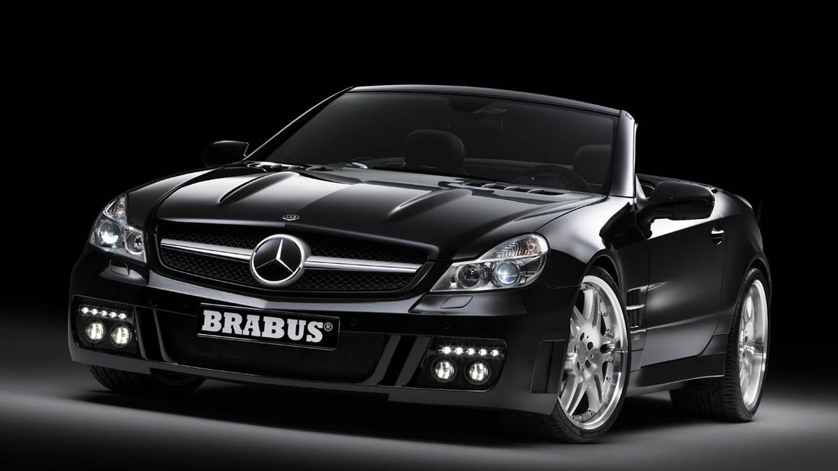 mercedes brabus sl motorauthority 01